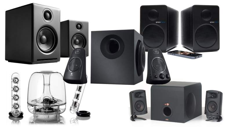 5 Best 2.1 Speakers in India 2017 - Best Buy Review