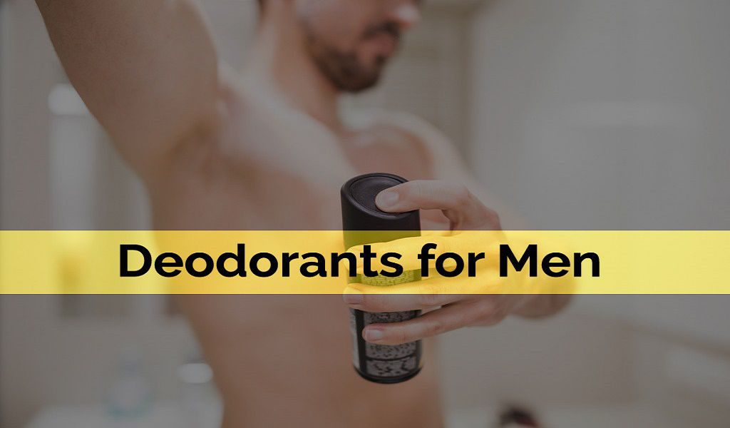 11 Best Deodorants for Men in India