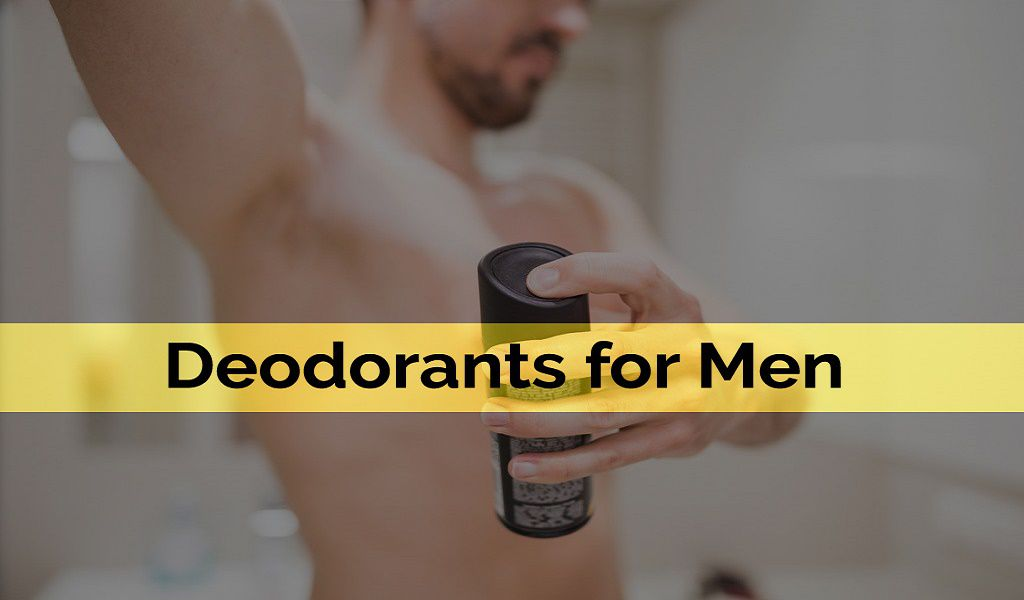 11 Best Deodorants / Antiperspirants for Men in India - Best Buy Review