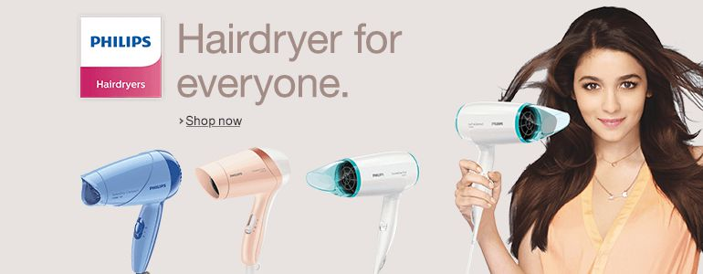 Top 5 Best Hair Dryers in India (Reviews & Comparison)