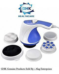 GHK H23 Relax & Spin Tone Handheld Full Body Massager