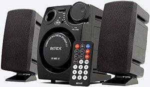 Intex IT-881U 2.1 Channel Speakers