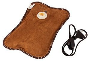 MCP Electric Heat Bag Hot Gel Bottle Pouch Massager