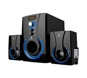 Zebronics SW2490 RUCF 2.1 Speakers