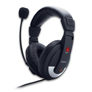 iball Rocky Headphone with mic