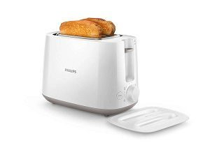 Philips Daily Collection HD2582/00 830 Watt Toaster