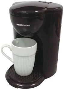 black decker dcm25 in 330 watt cheapest coffee maker