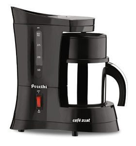 preethi cafe zest best drip coffee maker cm210