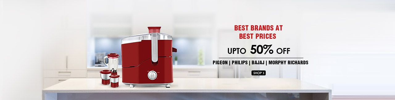 Buy Top 5 Best Mixer Grinder in India - Best Buy Review