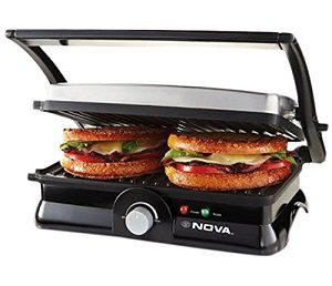 Nova NSG/NGS 2451 2000-Watt 3-in-2 Grill Sandwich Maker