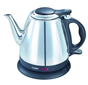 Prestige PKCSS 1.0 1200-Watt Electric Kettle classic design