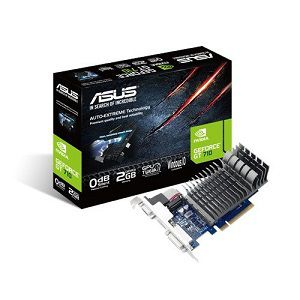 ASUS Nvidia GeForce GT 710 2GB 64-Bit DDR3 PCI Express Graphic Card