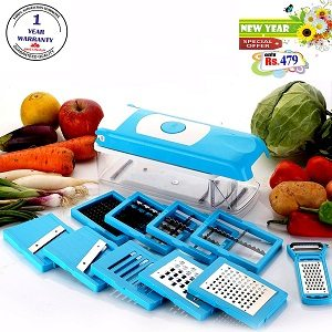 BMS Accura Madind Premium Nicer vegetables and fruits Slicer Chippers and chopper