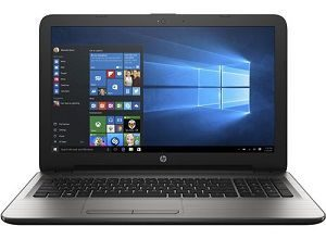 HP 15-AY503Tu 15.6-inch Laptop (Core i5-6200U/4GB DDR4L /1TB /Window 10) Turbo Silver