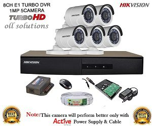 Hikvision Turbo DS-7208HGHI-E1 8CH DVR