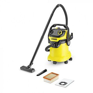 Karcher WD5/MV5 1100-Watt Wet and Dry Vacuum Cleaner