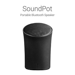 Portronics POR-280 Sound Pot Wireless Bluetooth Speaker
