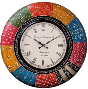 royalscart-boistrous-colors-analog-wall-clock