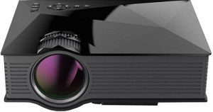UNIC UC46 Uni-Link Wifi LED Portable Entertainment Projector with Multiple Inputs