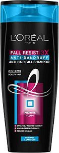 L'Oreal Paris Fall Resist 3X anti-Dandruff Anti-Hair Fall Shampoo