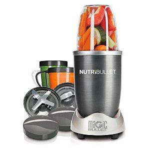 NutriBullet NBR-1212M 600-Watt High-Speed Blender Mixer System
