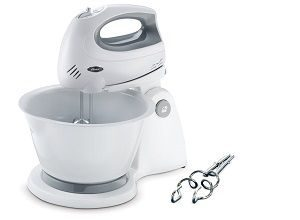 Oster 2610-049 250-Watt 6-Speed Stand Mixer