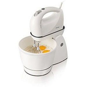 Philips HR1565-50 Stand Mixer with StainlessSteel Beaters