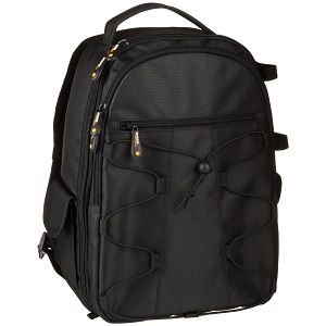 AmazonBasics Backpack for SLR DSLR Cameras and Accessories