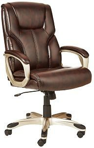 AmazonBasics Full Back Executive Chair