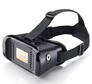 Bigsavings Limited Edition VR BOX 2.0 Virtual Reality Glasses, 2017 Hottest 3D VR Headsets for 4.7~6
