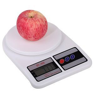 Digital Kitchen Scale Electronic Digital Kitchen Weighing Scale 10 Kgs
