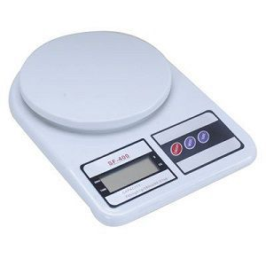 GadgetBucket Electronic Kitchen Digital Weighing Scale 10 Kg