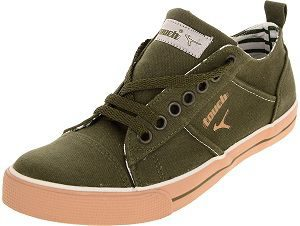 LAKHANI Men's Canvas Sneakers