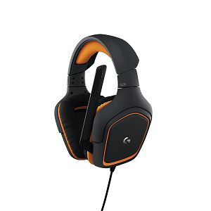 Logitech Prodigy G231 Gaming Headphones with Mic