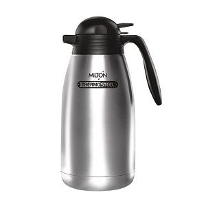 Milton Thermosteel Carafe, 2 L (2000_STEEL)