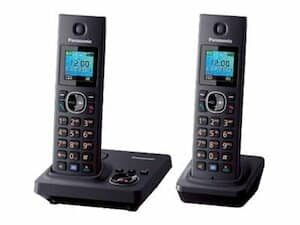 Panasonic KX TG7862GB duo DECT Cordless Telephone