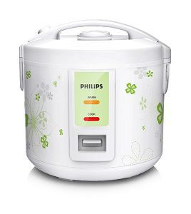 Philips Daily Collection HD3017-08 1.8-Litre 650-Watt Rice Cooker