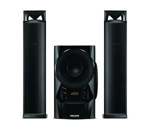 Philips MMS6200-942.1 Speakers