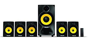 Philips SPA-3800B Heart Beat 5.1 Home Theater System