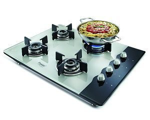 Prestige Hobtop 4 Burner Auto Ignition Gas stove