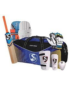 SG Kashmir Eco Kit Cricket Kit