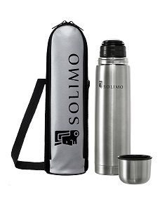 Solimo Thermosteel Flask, 1000ml