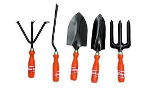 Visko Tools 601 Garden Tool Kit (5 Pc Set)