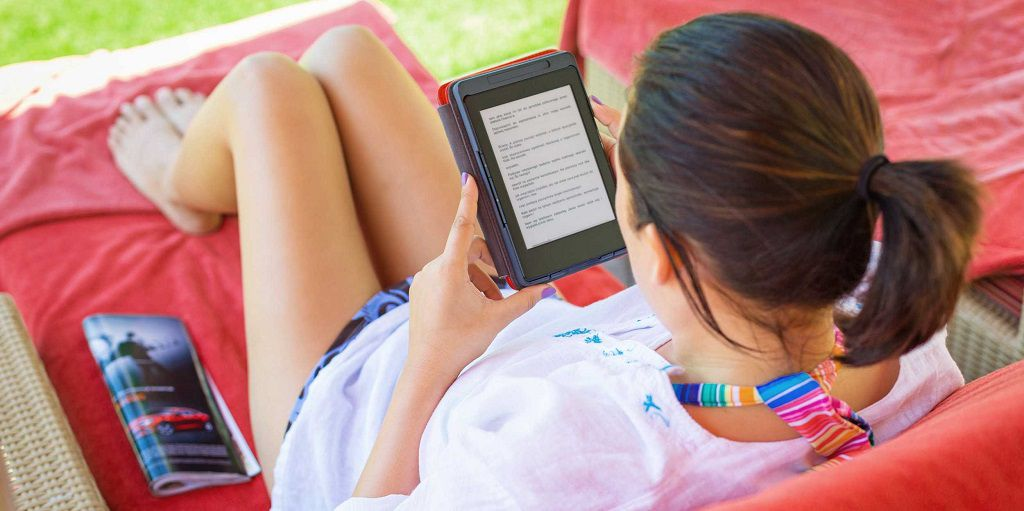 5 Best Kindle E-Readers in India to Buy Online - Best Buy Review