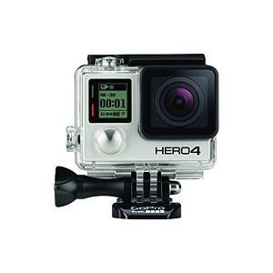 GoPro Hero 4 Adventure Edition (Black) Action Camera