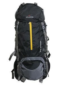 Inlander Decamp 1009 70Ltrs Black Backpack