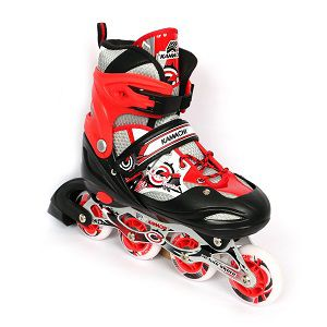 Kamachi Aluminium Body High Quality In-Line Skates Large