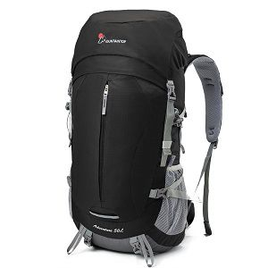 Mountaintop 50L Outdoor Sport Water-resistant Internal Frame Backpack