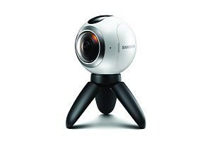 Samsung Gear 360 Real 360° High Resolution VR Camera