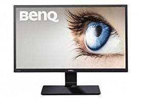 BenQ GW2470H 24 inch Eye Care Full HD Super Narrow Bezel Flicker free Premium VA Panel LED Backlit Monitor
